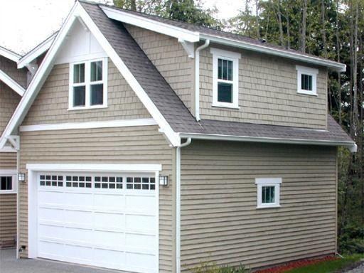 House Plans Bungalow Company Garage Exterior Room Above Garage Garage Plans Detached