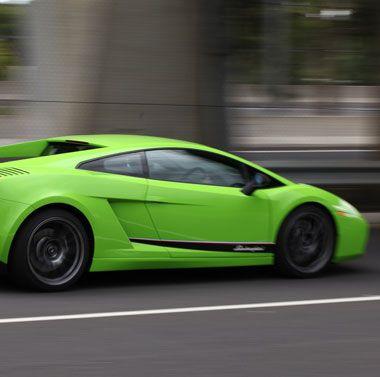 Lamborghini Gallardo Supercar Ride Experience - 20 minutes