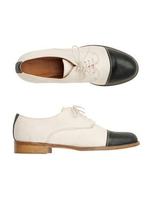 two tone oxfords
