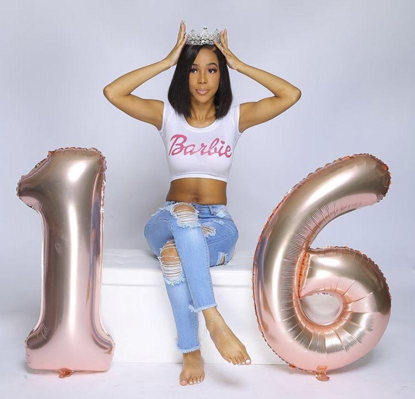 Pin On Birthday Photoshoot Ideas Black Girl