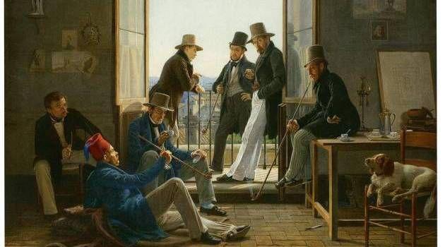 278 Smukke Vaerker Vaekker Dansk Guldalder Til Live Kunstnere Billedtekst Museum