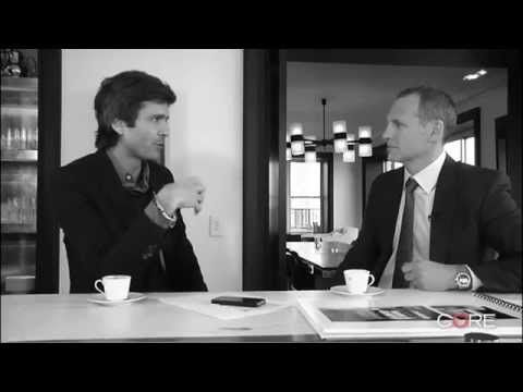 CORE Talks: Shaun Osher chats with Joseph Dirand