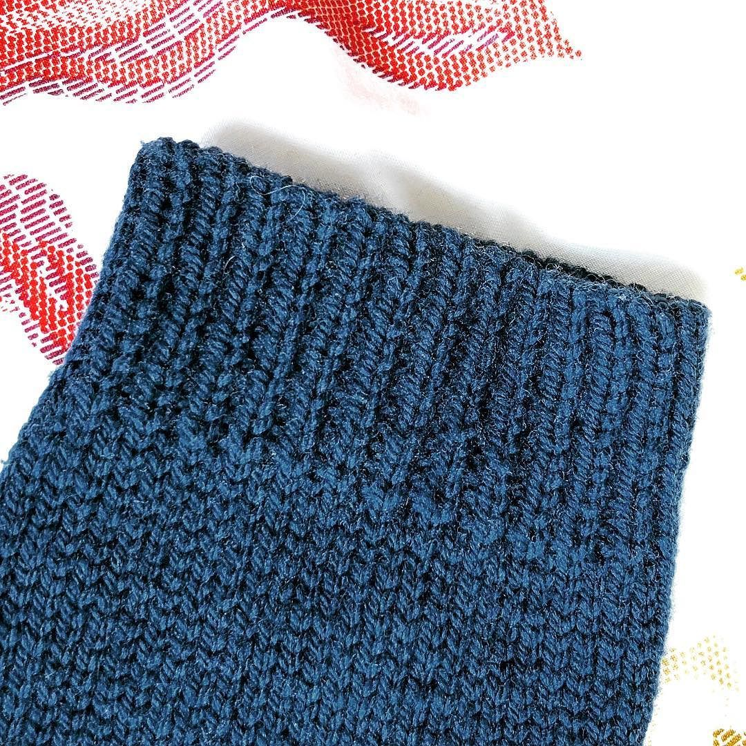 4 Steps To Practically Perfect 1x1 Ribbing From The Top