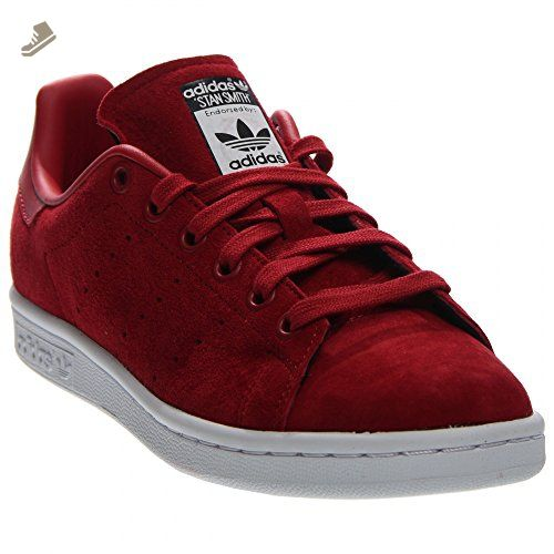 hot sale online 60426 6ef5c Stan Smith W ladies (Rita Ora Collection) in Red by Adidas, 10 - Adidas  sneakers for women (Amazon Partner-Link)