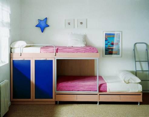 modelos de camarotes para ni os dormitorio decora