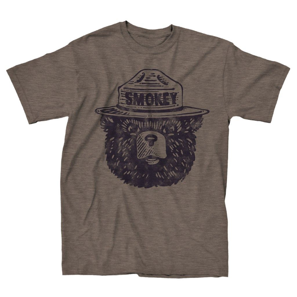 Smokey the Bear T-Shirt | all boy | Pinterest | Boys and ...