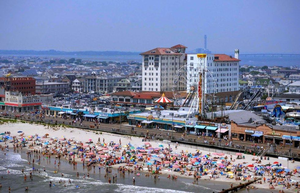 12 Must Do S On Your Vacation In Ocean City New Jersey Ocean City Hotels Ocean City Nj East Coast Travel