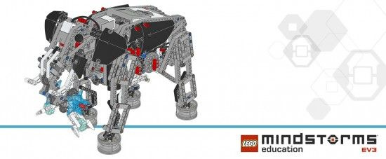 You can download the instructions for the robots in the LEGO ...