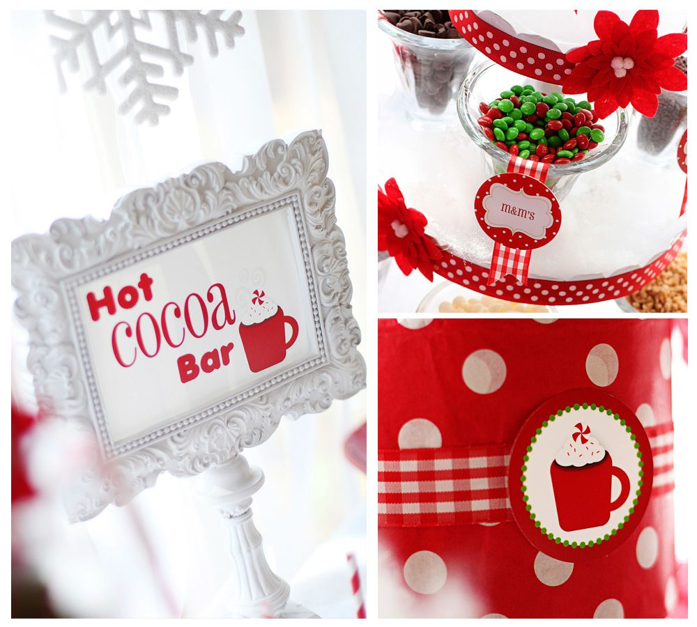 Candy Land Christmas Party - Kara\'s Party Ideas - The Place for All ...