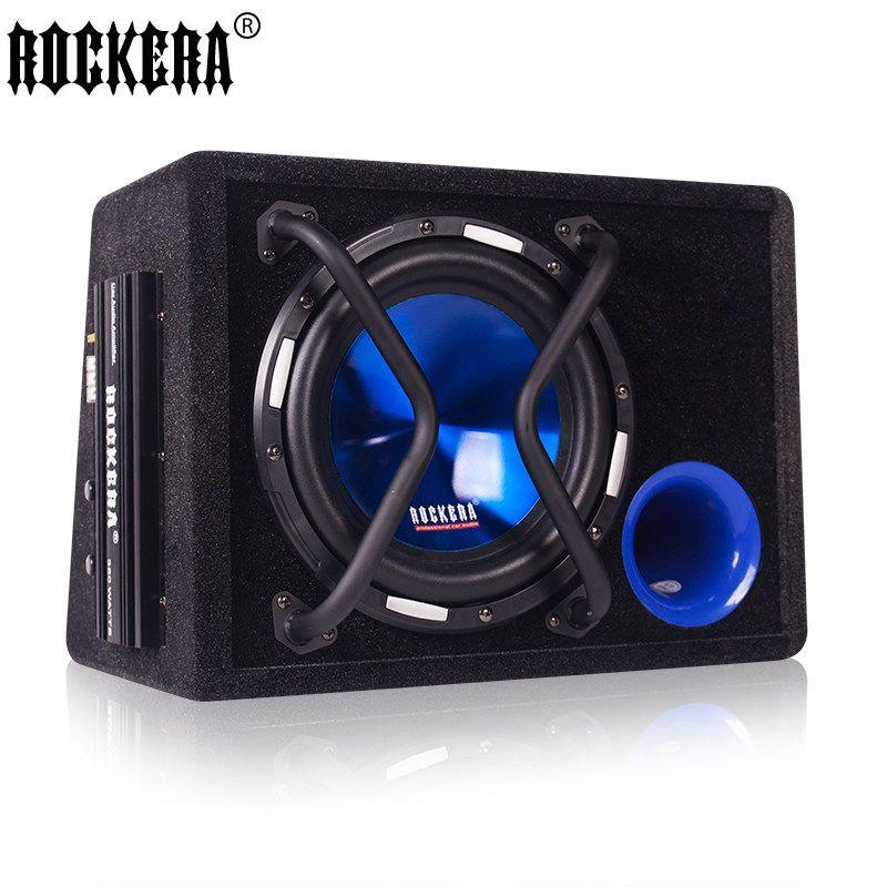 New Arrival 10 Inch Car Speaker 12V Big Power 500W Active