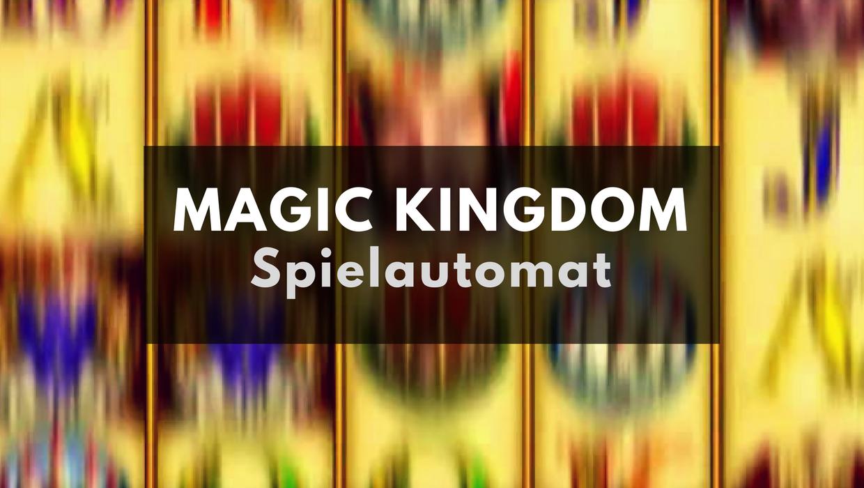 spielautomaten magick kindom