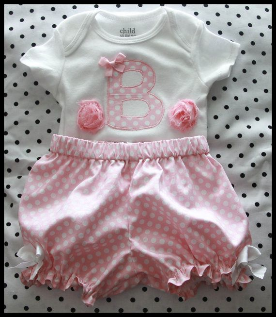 Super Cute Personalized Embroidered by LilBitofWhimsyCoutur, $28.00