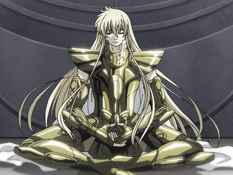 Saint Seiya Gold Saint Shaka Virgo