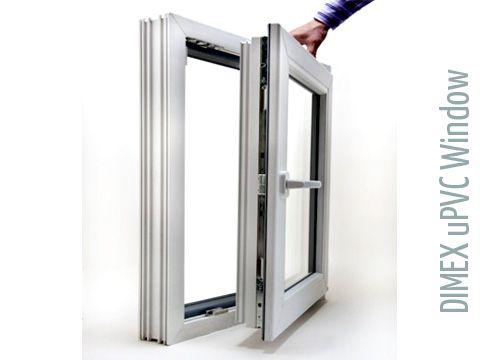 German Brand uPVC Windows & Doors Profiles | Architecture ...