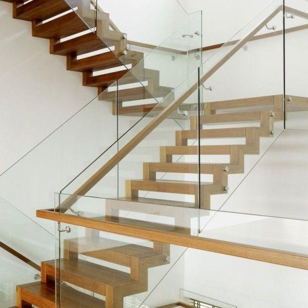 holz treppe design atmos studio, gelander design ideen treppe interieur - mystical.brandforesight.co, Design ideen
