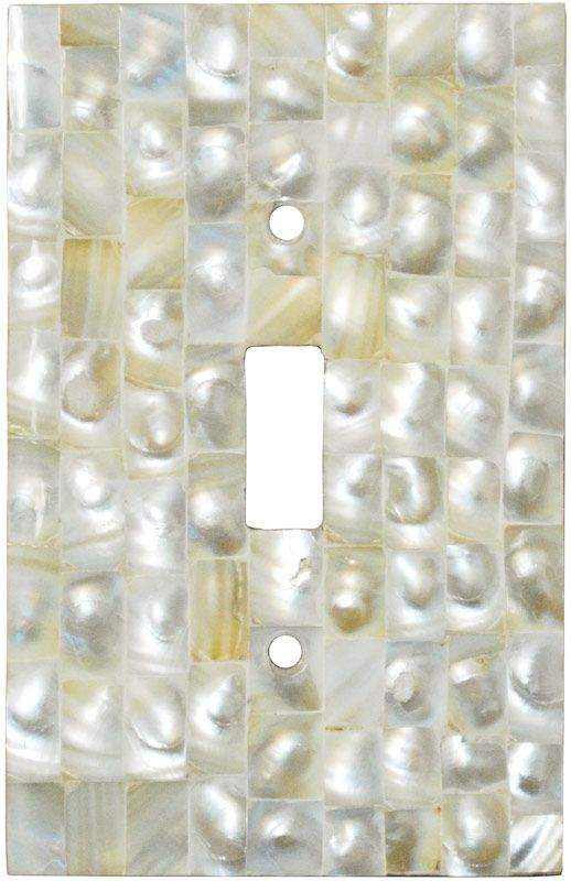 Mother Of Pearl Wall Plates Amp Outlet Covers Dreamspace