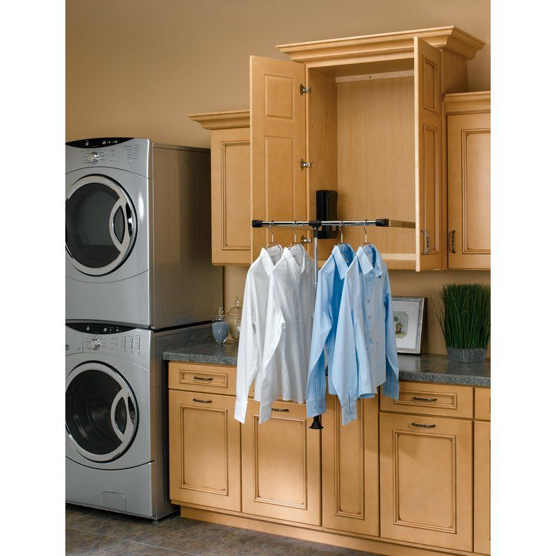 35 W 48 W Closet Rod Laundry Room Layouts Closet Rods Closet Rod