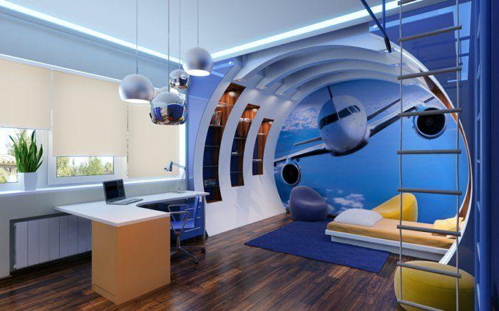 ▷ 1001+ Ideen für Kinderzimmer Junge - Einrichtungsideen | Deko ...