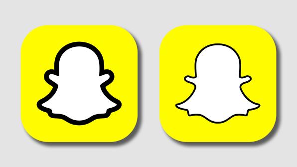 The Real Reason Snap Changed Its Logo Snapchat Logo Snapchat Icon Snapchat Sign In