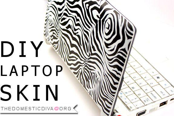 How To Diy Laptop Skin Diy Laptop Laptop Skin Diy Diy Phone