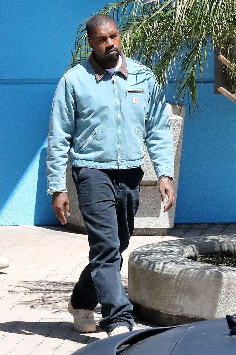 Kanye West Kanye West Outfits Kanye West Style Carhartt Detroit Jacket