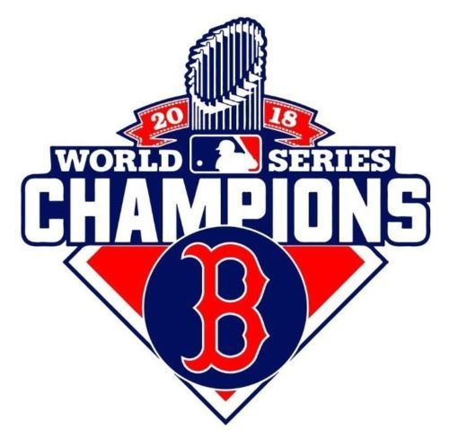 b382eaac8 Boston Red Sox World Series 2018 Champions Vinyl Decal Sticker 4