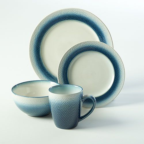China dinnerware · Pfaltzgraff® Eclipse Cobalt 16pc. Dinnerware Set Price $120.00 Now! $49.99 : blue china dinnerware sets - pezcame.com