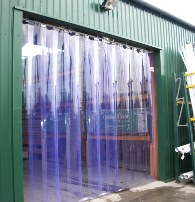 Plastic Strip Curtains Google Search