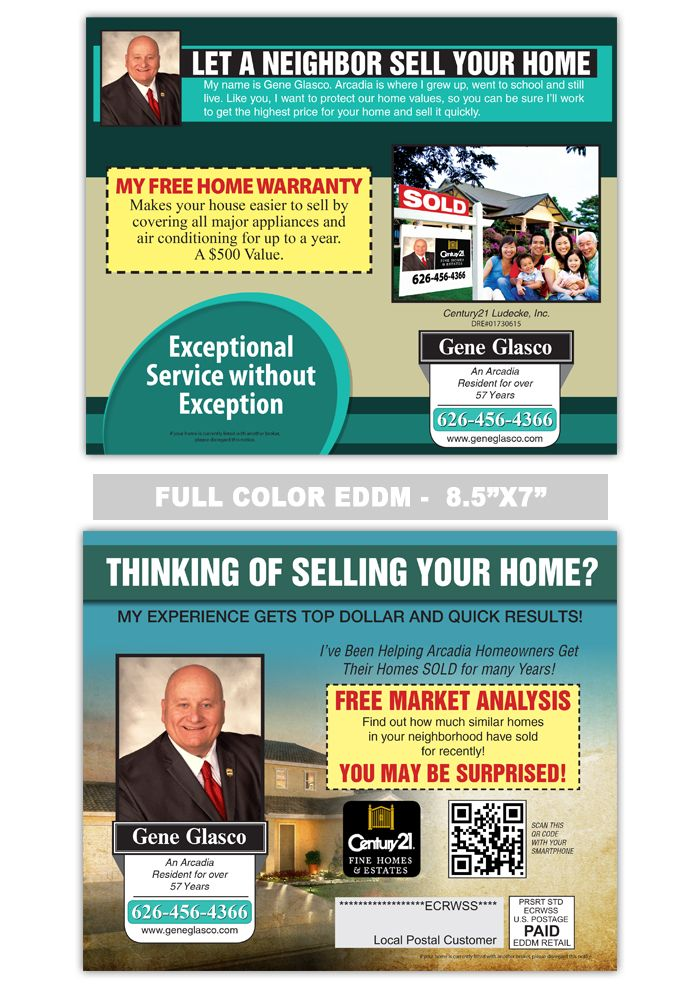 sample ads for real estate agents
