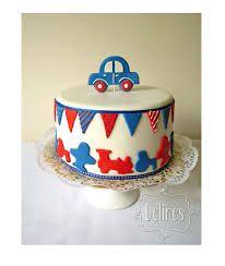 Torta De 1 Ano Varon Buscar Con Google Deco Manualidades Y Mas