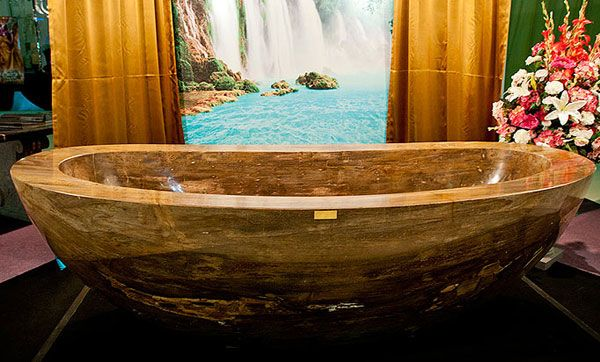 world's first gemstone bathtub – le grand queen sold in dubai for