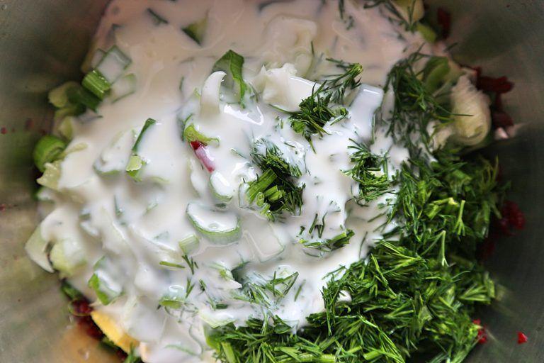 Swekolnik – leckeres Rezept für russische kalte Rote-Bete-Suppe #okroschkarezept Swekolnik – leckeres Rezept für russische kalte Rote-Bete-Suppe #okroschkarezept