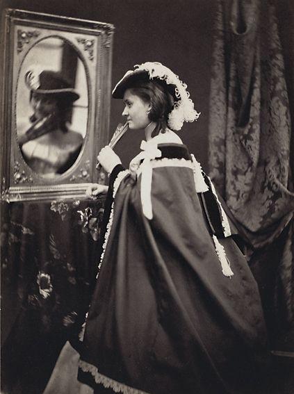 Bertha Wehnert-Beckmann | Tintype, Lady, Vintage photography