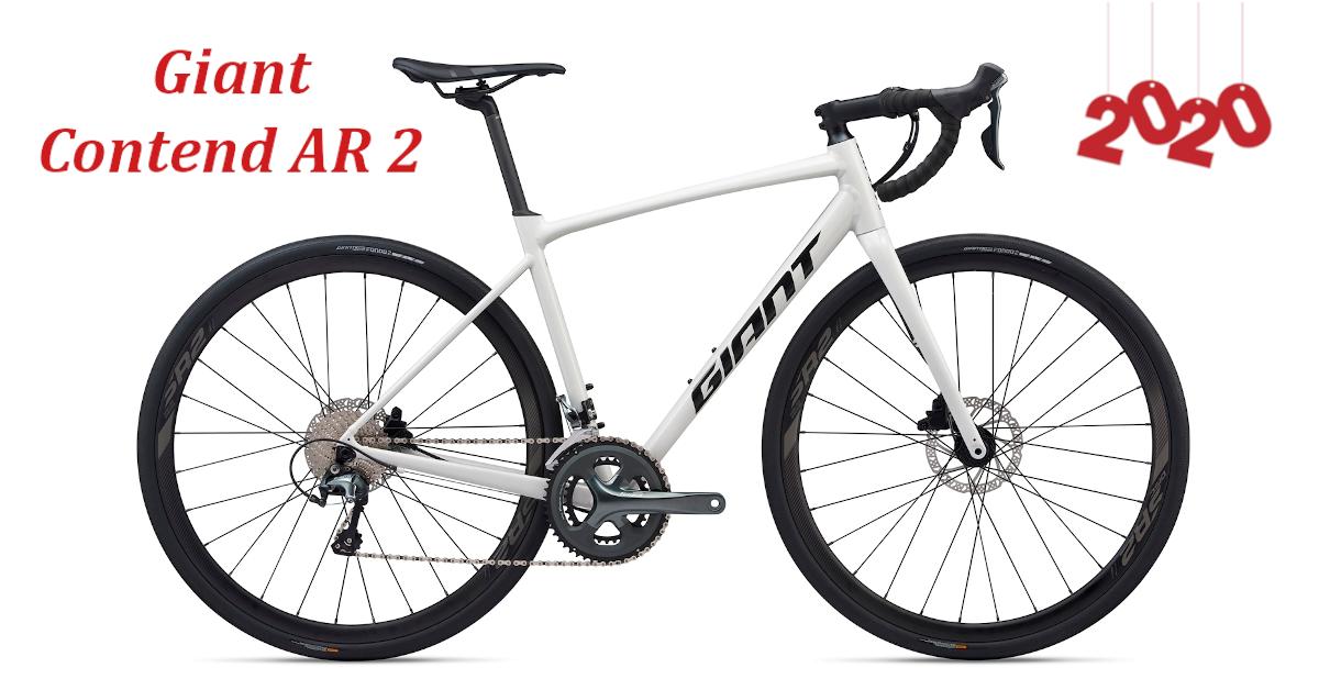 Giant Contend Ar 2 20 Wht 46 S In 2020 Giant Defy Bike Giants