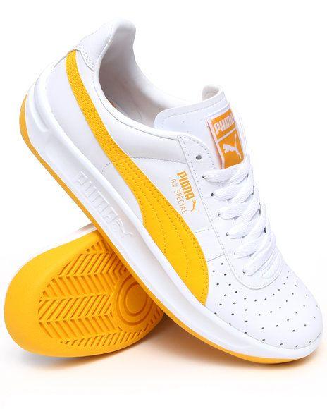 5b36be3e puma trainers men yellow