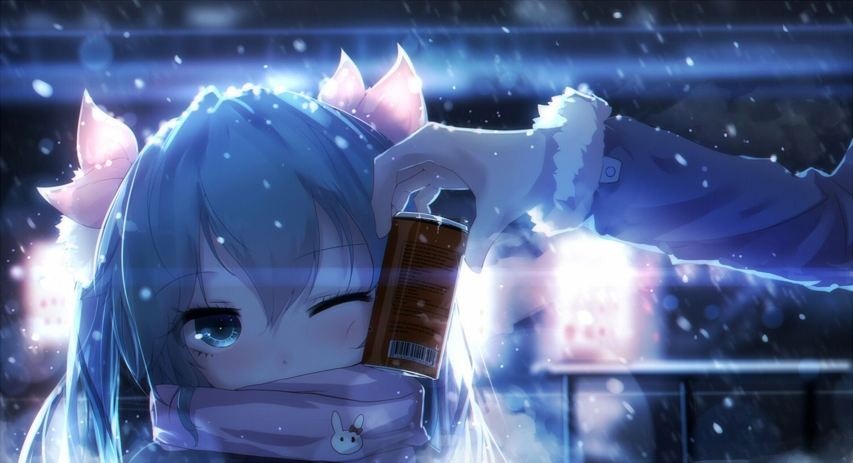 Hatsune Miku Vocaloid Artist Qian Ye 2 S Anime Wallpaper Hatsune Miku Anime