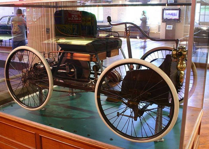 1896 Ford Quadricycle Antique Cars Ford Motor Company Cars
