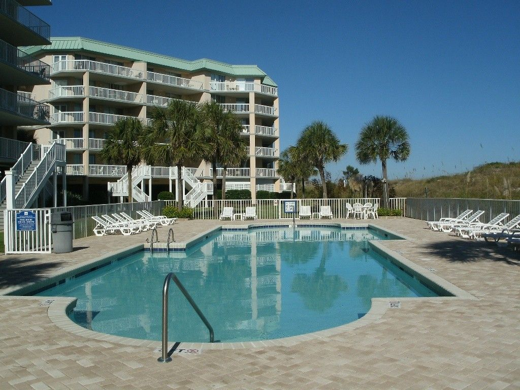 Condo vacation rental in litchfield beach from
