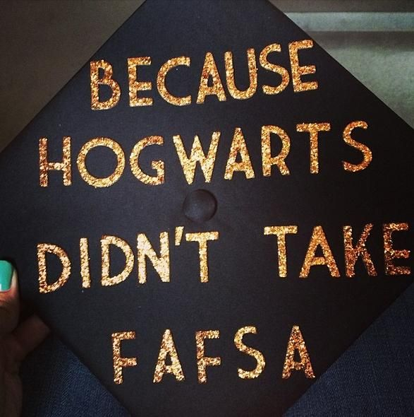 graduation cap that absolutely nailed it - Graduation Caps Decorated