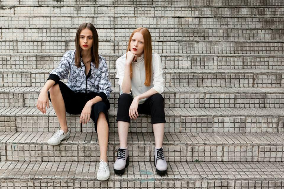 Girls for Bricks Magazine by Takeuchis - Models: /Natália Mallmann/Victória Schons