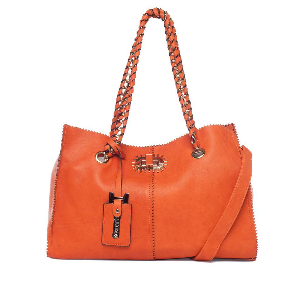 Balibelts Studio Shoulder Tote Orange Up To 70 Off Handbags Little Black Bag