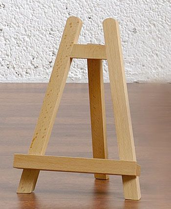 loxley arts gwent beechwood a frame mini table display easel
