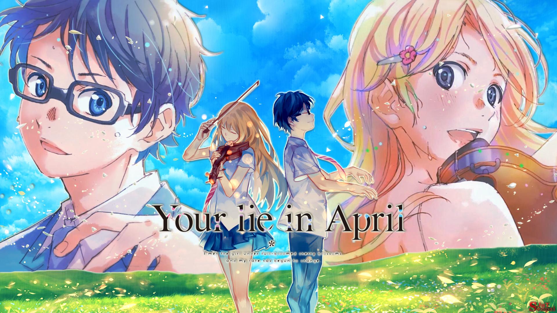 Your Lie In April Shigatsu Wa Kimi No Uso Arima s2
