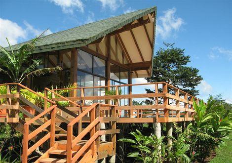 Tenorio Lodge, Hôtel Costa Rica, Lune de Miel, Bungalow, lit king, restaurant, bar, jacuzzi