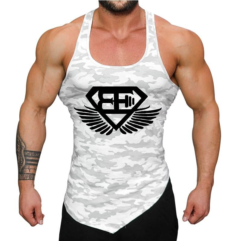 ede86d0b874 Body Engineers Brand vest bodybuilding clothing and fitness men undershirt  tank tops