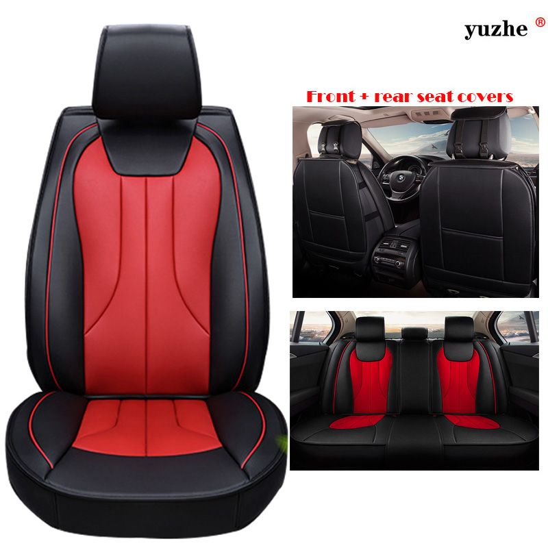 Yuzhe Universal Leather Car Seat Cover For Jeep Grand Cherokee