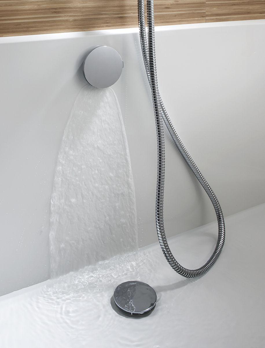 Svelte Digital Bath Filler Waste in Bath Fillers | Luxury bathrooms ...