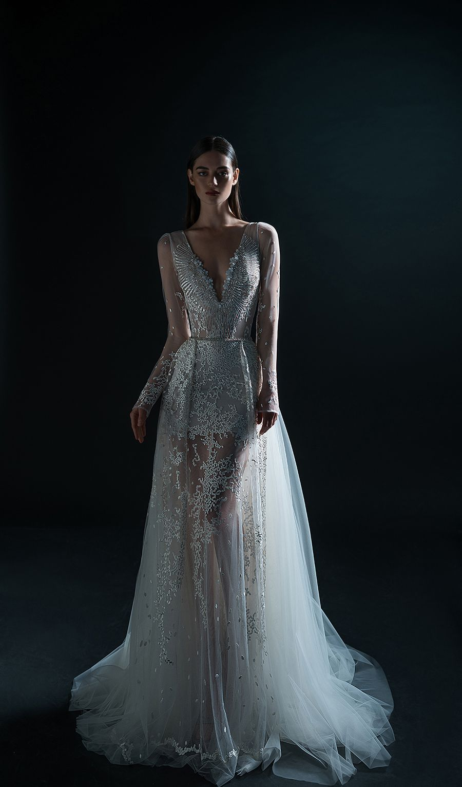 Pure By Inbal Dror 2019 Wedding Dress Collection Inbal Dror Wedding Dresses Lace Bridal Gown Wedding Dress Tulle Lace