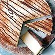 Slimming World Bake Off Winner  Chocolate vanilla cheesecake