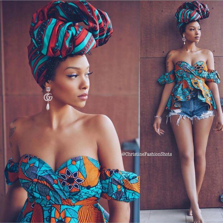 Olaj Arel ❤️ Like if she Killed it . Follow ou... - #africaine #Arel #Follow #Killed #Olaj #ou #afrikanischemode